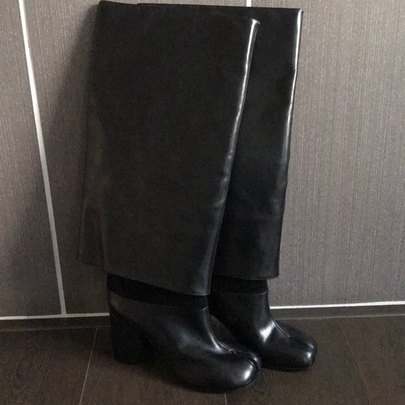 860bf6dae5d Madison margiela boots, women's 38. Only worn once